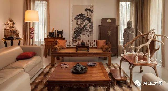 追溯古典家具收藏历程