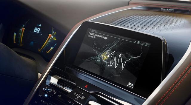 新世代《宝马8系列》即将问世最快日内瓦车展举行首演!