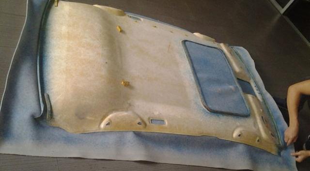 汽车顶棚翻新超实用干货,知道这流程就不会被宰了!