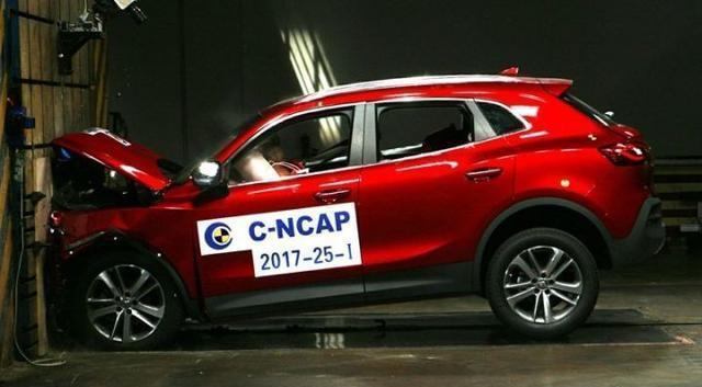 坚固<em>车体结构</em> 宝沃BX5 25T GDI荣获C-NCAP五星安全评级