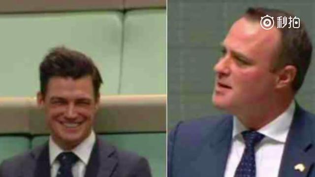 甜!澳大利亚议员竟当众向男友求婚