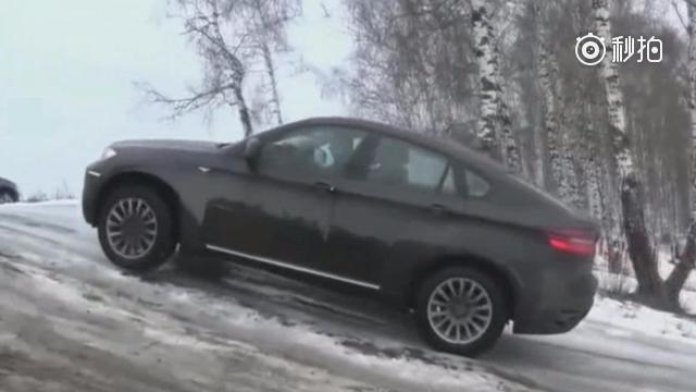 宝马和奥迪四驱谁厉害,看到雪地测试奥迪车主笑了