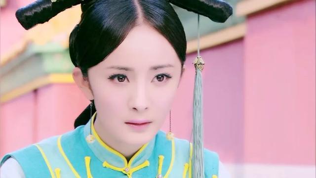 古装剧中的青衣女子,赵丽颖唯美,baby清丽,但都不及她