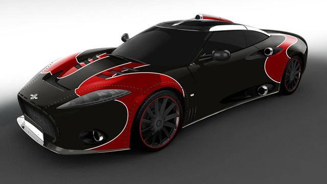 源自赛车运动灵感 仅推出三台 世爵C8 Aileron LM85特别版
