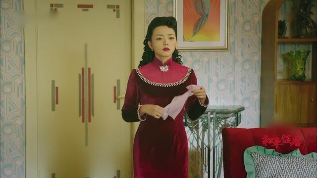 和平饭店原来刘金花也是有身份的!她才是剧中的女主角