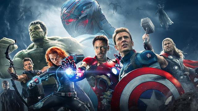 2《复仇者联盟2:奥创纪元》avengers: age of ultron (2015)