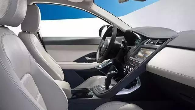 世界最牛逼的SUV新车之——捷豹 E-PACE