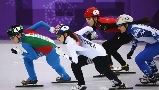 平昌冬奥会中国队5人被罚犯规,网友:干脆韩国自己玩吧!