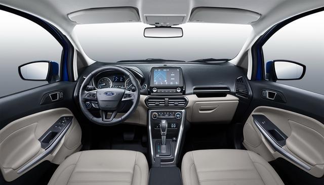 福特SUV,仅7万起,标配外挂备胎,比宝骏更霸气