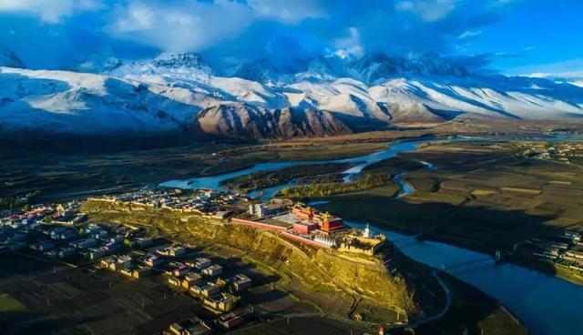 2018春节,藏族女友把我骗到了藏区,过了个藏族新年
