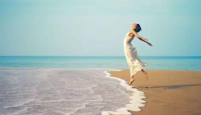 海边拍照姿势总结!