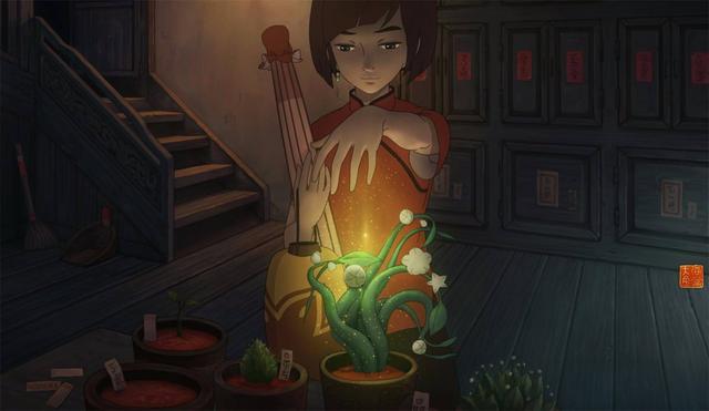 堪称国漫史上最招黑的女主角,无数人争论:她底是不是绿茶?