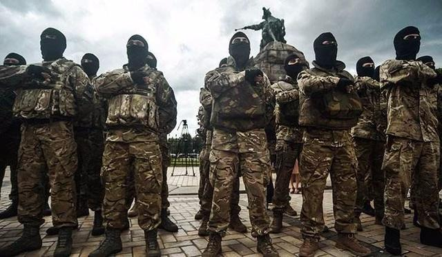 国际雇佣兵组织_到国际市场上的俄罗斯雇佣兵最主要的战场就是叙利亚和乌克兰,现在有
