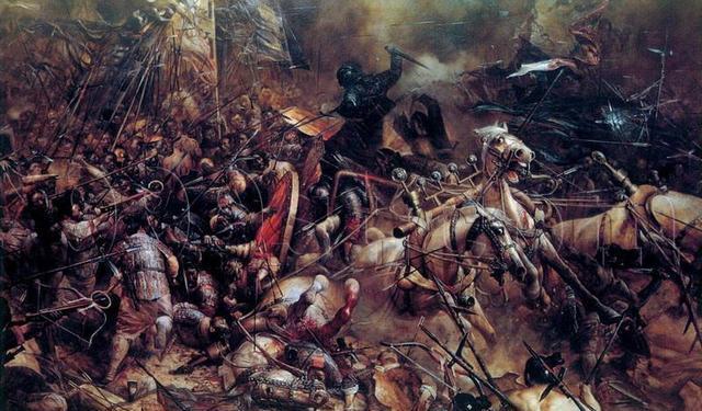 西周与东周的分水岭-西周被申国叛军打败及其后的一段图片