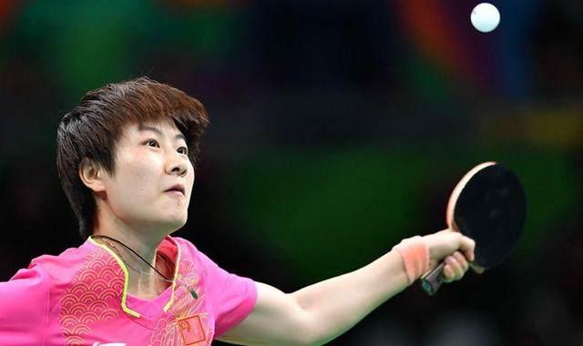 女乒虎将横扫丁宁,球迷:看东京奥运会谁还敢再换你,金牌没跑了