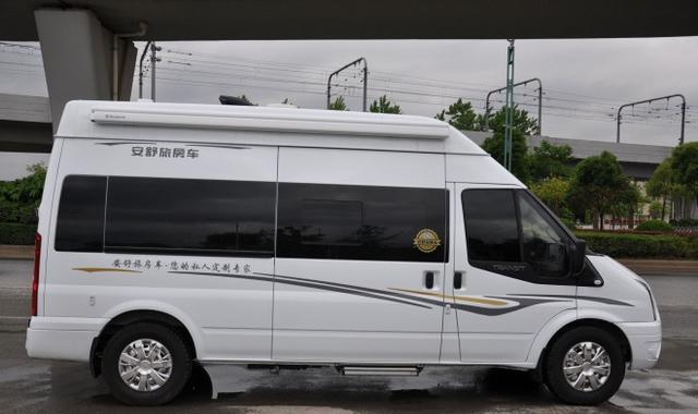 安舒旅房车全顺新时代长轴高顶b型商务房车 团购价39.