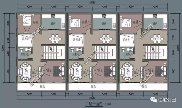 面宽8米造价13万起, 2018农村自建房, 这10套户型最适合咱老百姓