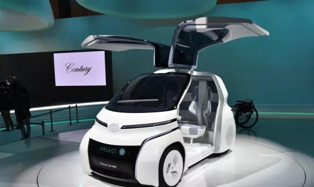 东京车展成概念车嘉会,尤其是这十款很是风趣!