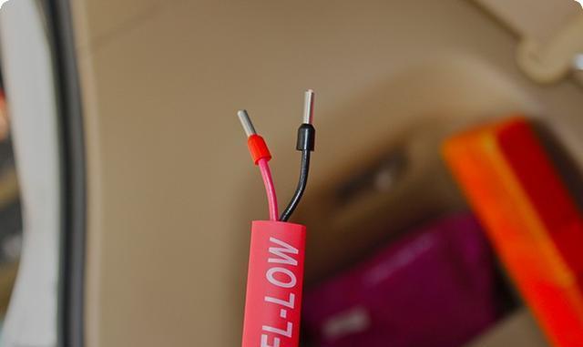 功放的接线细节,这是接线端子的制造.