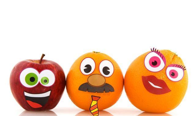 冬天可以给宝宝吃水果可以加热吗?图片