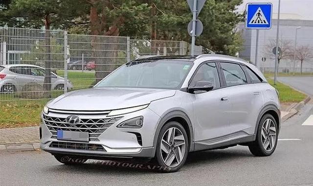 让我们看看最新的燃料电池汽车资讯