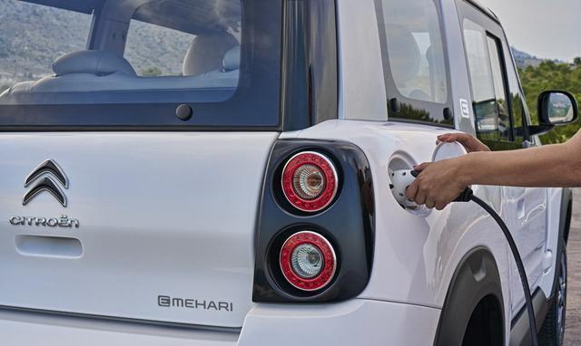 雪铁龙推出新款e-mehari,电动大玩具