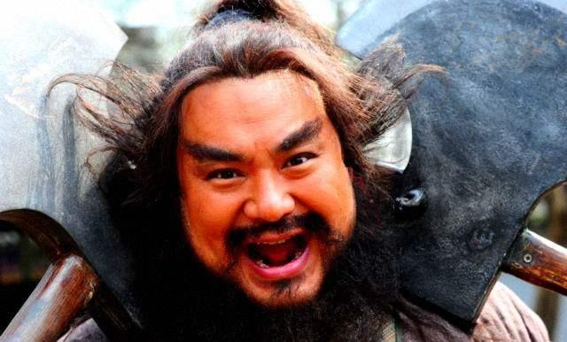 我眼中的李逵—水浒英雄之童心壮汉