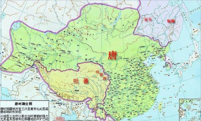 十二图看懂中国古代版图从秦朝到清朝的变化,