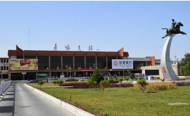 甘肃嘉峪关的两大火车站,其中一个设计总开关建筑设计片冲压模具接触图片