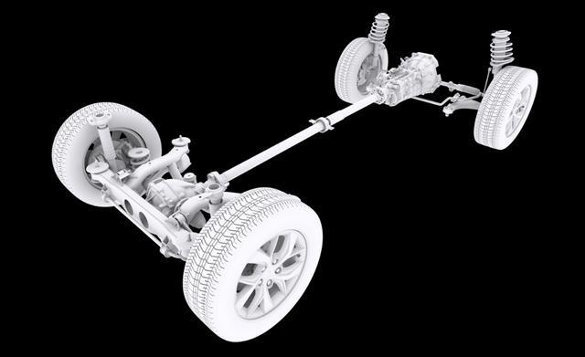 路上偶遇五菱宏光S3,这SUV怎么这么高?