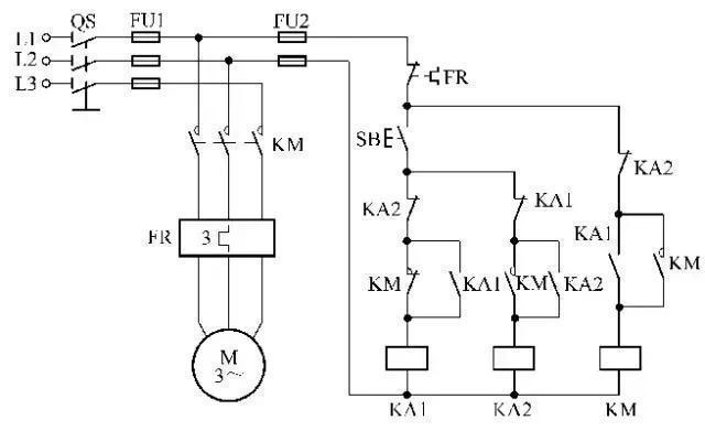 电工必备|电工常用电动机控制电路接线图大全 , 非常值得收藏!