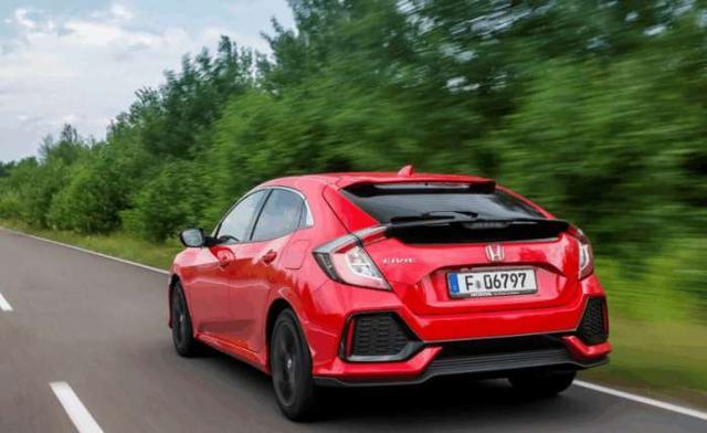 欧规本田思域 加入1.6柴油动力 九速自动挡明年推出