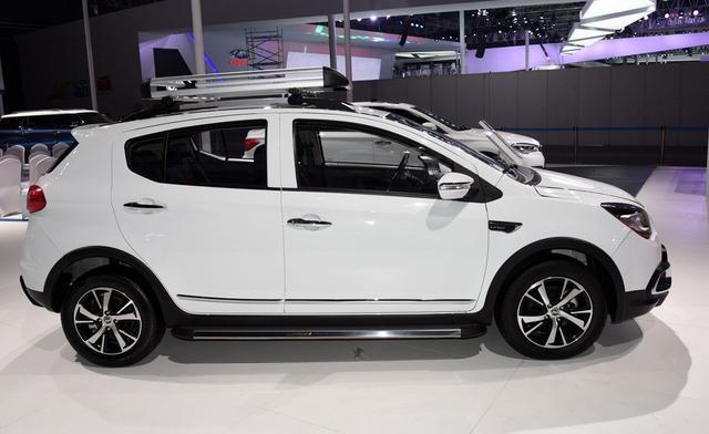 力帆汽车也可以跨界性设计,2018推出轿跑SUV