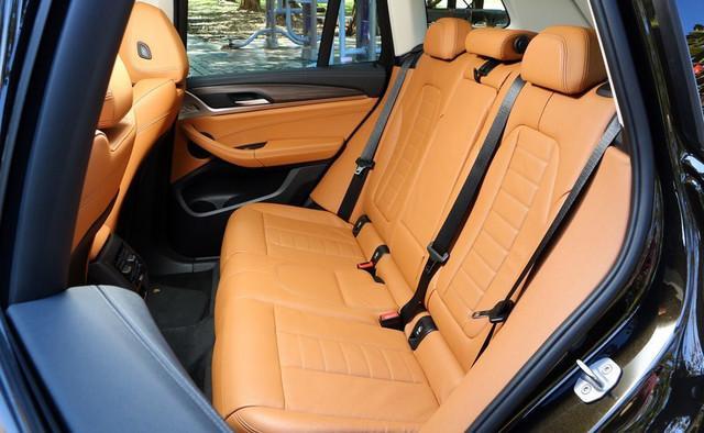 宝马X3 xDrive30i豪华运动版试驾感受