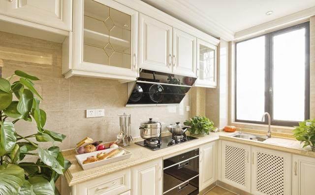 室内设计之功未知厨房篇天正绘制轴网分区命令图片