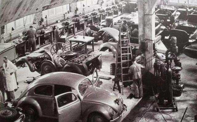 一战前德国强大的经济实力: 让英国不放心