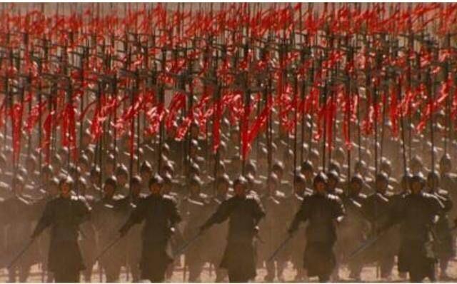 秦朝灭亡时,秦国一统天下的百万大军去哪了?