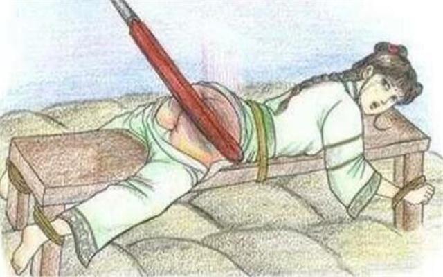 被赵丽颖欺骗的古代酷刑 受刑女子唯有一死才能证明