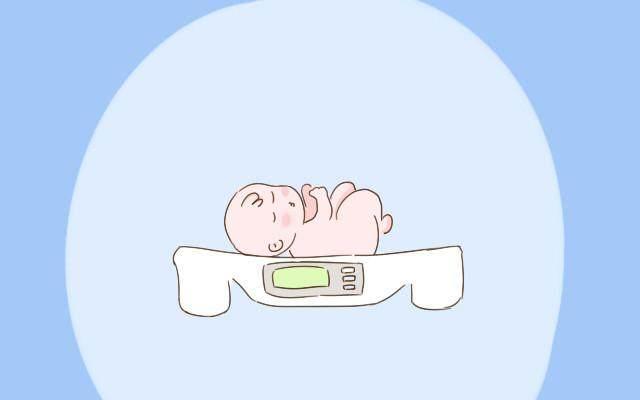 宝宝刚出生时,为什么要报几斤几两呢?原来这关系到宝宝的健康图片