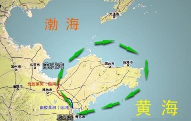 中国三大半岛,看看谁最富裕图片