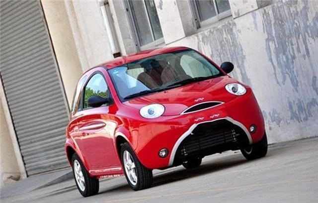 奇瑞耗费4年打造最丑国产车,总销量不足1000台!