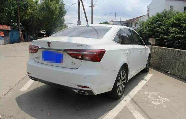 马云到底的这款互联网汽车荣威i6推出福特蒙迪欧致胜运动图片