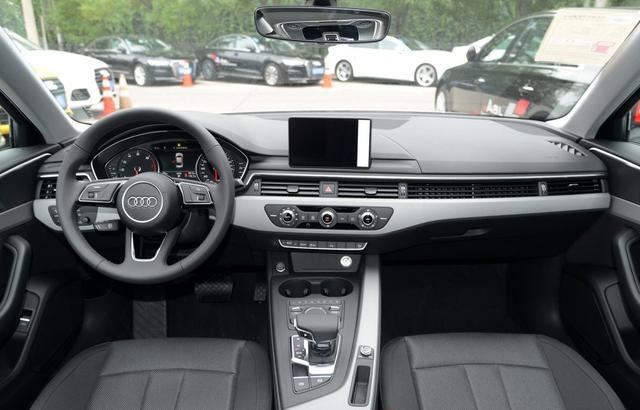 全新2018款A4L,有品质有实力,连奔驰C级、宝马3系都不放在眼里