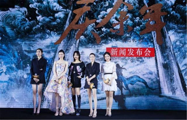 原著中的女主角林婉儿由气质小花李沁饰演.图片