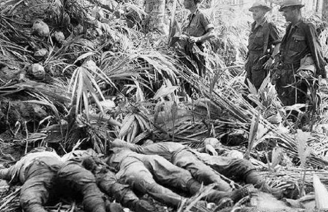 二战对日本最狠的国家, 没事就杀俘虏和战犯!