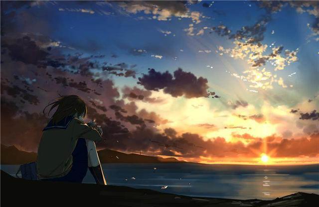 承载孤独与悲伤的海主题美图壁纸推荐