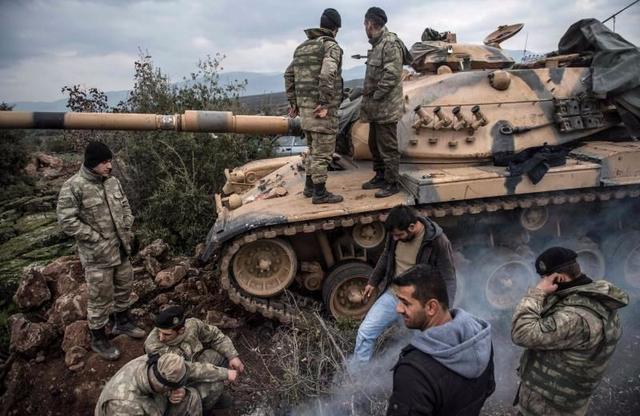 库尔德控制叙利亚90%油田:整船运往以色列 俄罗斯也不敢阻拦