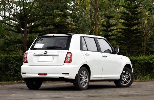 力帆330EV,售价5万的新能源车,确定不是老年代步车?