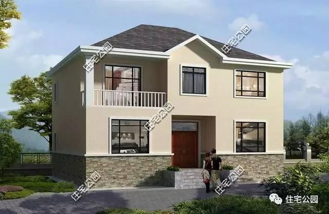 最划算的农村自建房,3套30万左右的别墅坡顶,真正的别墅楼盘朱仙镇图片