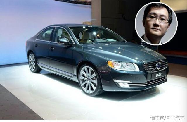 华人首富马化腾到底开的什么车呢?